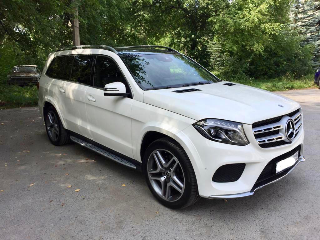 Mercedes GLS class -1