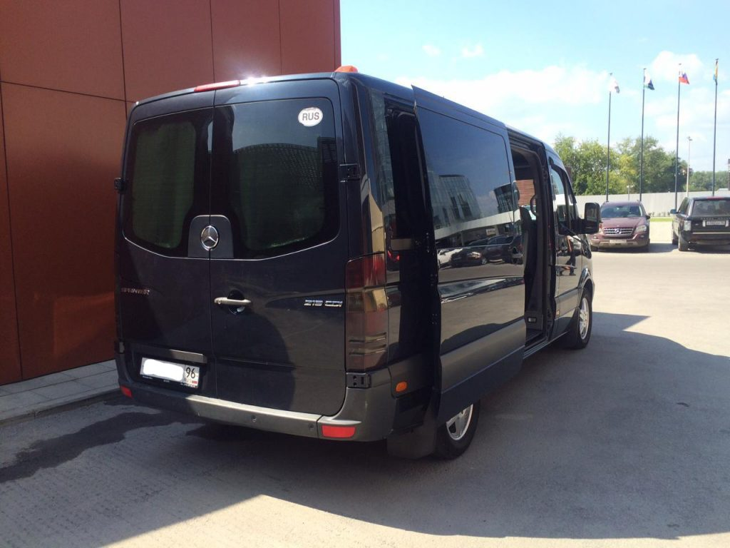 Mercedes Sprinter VIP 8 mest -2