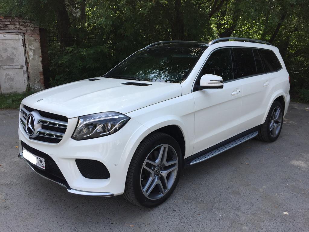 Mercedes GLS class -2