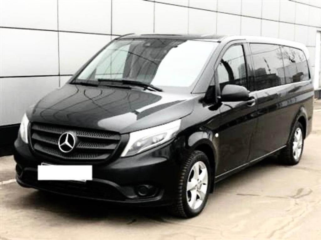 Mercedes Vito 7 мест-1